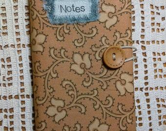 Journal, Notebook, Guestbook, Travel Journal, Garden Journal
