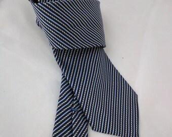 Ermenegildo Zegna Tie - 100% Silk - Made in Italy
