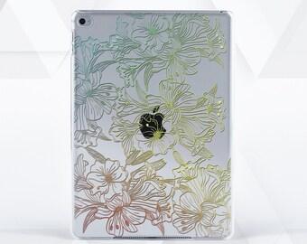 Ipad Mini Case Cute Ipad Air Case Floral Ipad Smart Cover Flower Ipad Mini 4 Hard Case Ipad Pro Case Cover for iPad Pro Ipad Air 2 Case