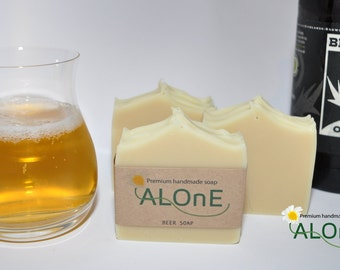 Beer Soap - Vegan & Handmade