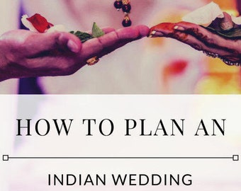 Indian wedding etsy indian wedding indian wedding planner indian wedding guide indian wedding survival guide junglespirit