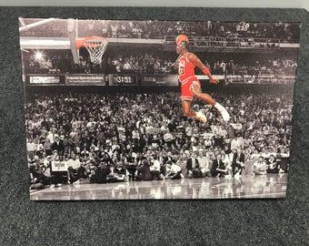 Michael Jordan, Dunk, best dunk, history, basketball, chicago bulls