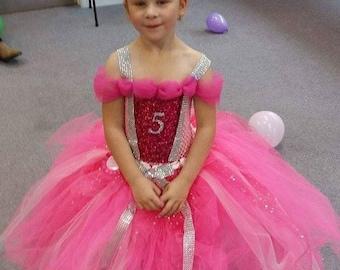 Princess Tutu Dress pink