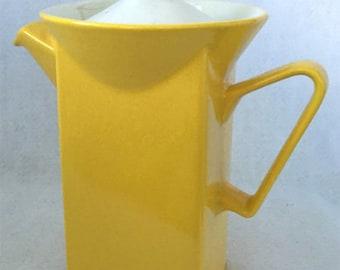 Johnson Brothers mid century modern coffee pot
