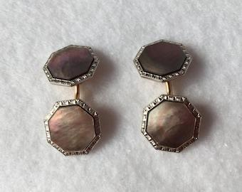 Vintage Krementz Cuff Buttons