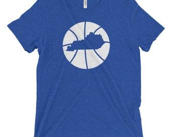 Kentucky Basketball State T-Shirt