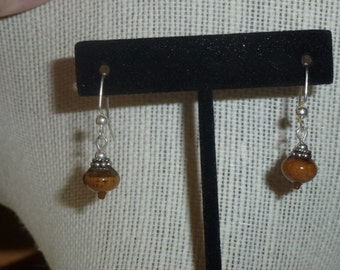 Acorn Earrings #1