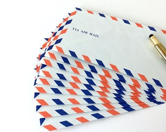 LIFE One Touch Airmail Envelopes