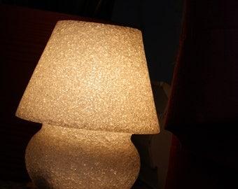 White, Ting Shen Rubber Bead Flexible/Portable Table Lamp