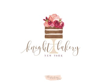 Bakery logo  Etsy