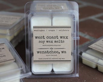 wenatchee, wa (apple harvest) soy wax melts