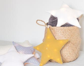 The bright star