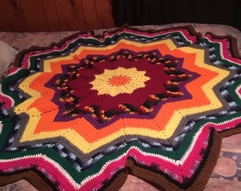 Hand knitted and crochet products