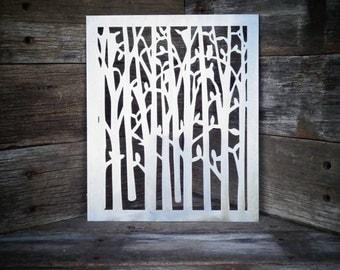 Bamboo Wall Decor