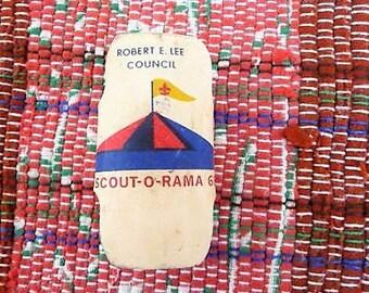 1968 - Robert E. Lee Council Scout-O-Rama , Old Virginia Boy Scout  Slide