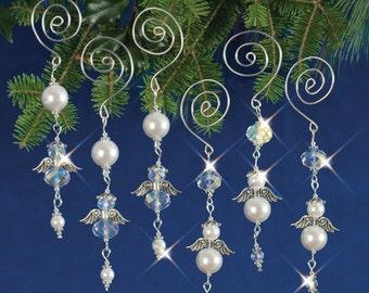 Dangling Angels Beaded Christmas Ornament Kit(ANGELDANG)