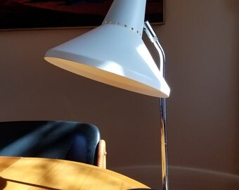 Mid-Century Task Lamp - Hala Ziest Style