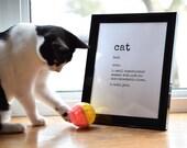 Funny Cat Art, Funny Cat ...