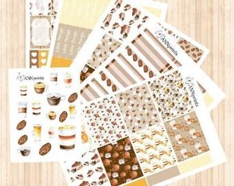 AP026 Coffee and chocolate weekly kit