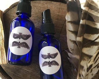 Winged One - Essential Oil Misting Spray with Palo Santo and Cedar