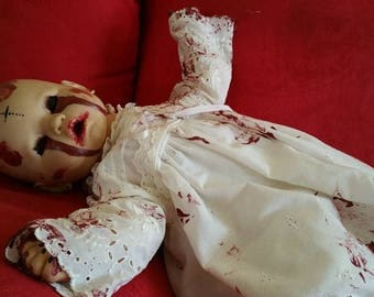 Horror Doll BLOODY MARY