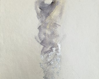 Guardian Series number 5- Fine art Painting