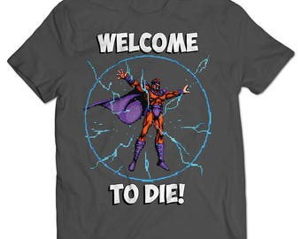 X-Men Arcade Magneto T-shirt