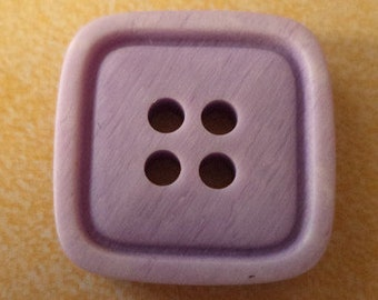 Purple 18mm (6156) button 10 buttons