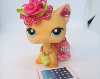 Custom cat clothes etsy - Petshop papillon ...