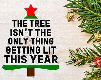 Lsu Christmas Tree