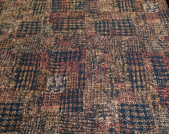 Jumping Java-Dark Brown Cotton Fabric from Kanvas Studios