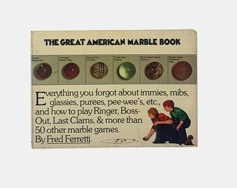 The Great American Marble Book