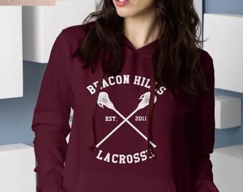 Teen Wolf Hoodie Beacon Hills Lacrosse Hoodie stilinski Lahey Mc Call