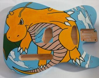 Dragonite Guitar Body