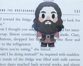 Magnetic bookmark - Hagrid - Harry Potter
