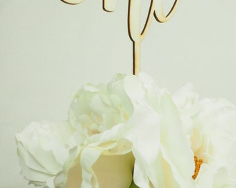 Wooden Table Numbers, Laser Cut Table Numbers for Centerpieces