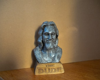 Bust of The Dude