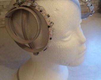 Fascinator Sara Tiara Haute Couture headband