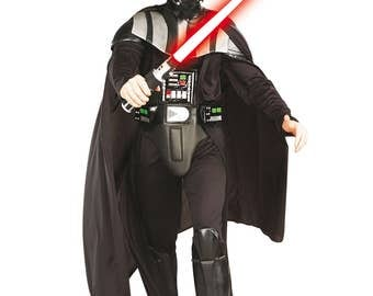 Disguise Dark Vader™ man one size (fits a size XL)
