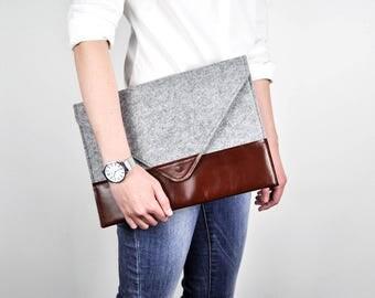 Leather Macbook Case, Macbook Case, Macbook Pro Case, Laptop Case, Macbook Sleeve, Laptop Sleeve, Leather Macbook Sleeve, Macbook Cover