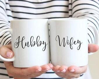 His & Her Mugs