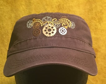 Steampunk Cadet Hat