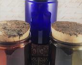 CHOOSE YOUR OWN Adventure: Select Your Fragrance, Jar & Lid | 12oz Fantasy Candle Jars | Wood Wick, Soy | Cork Lids | Geek, Gamer Gift