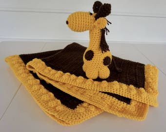 Gilly the Giraffe - **Gift Set Available**