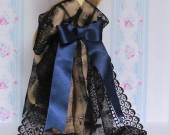 FREE SHIPPING Kimono Lace Yosd Reina Aileen LittleFee BJD
