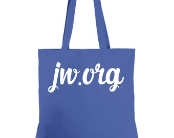 Jw.org Convention/Errand Tote