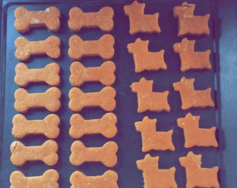 Bella's Dog Treats (Shipping Needed) Each bag contains 3 treats:)