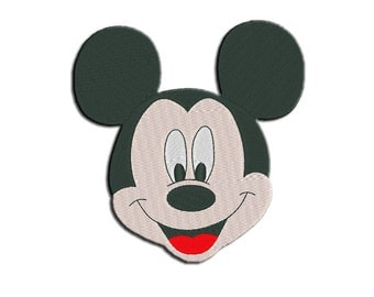 Mickey Mouse Embroidery design - Machine embroidery design