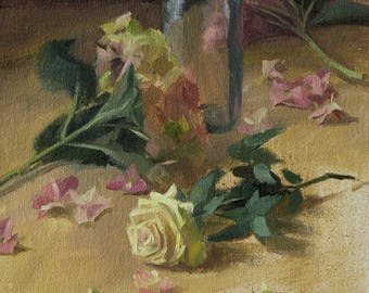 Still Life with Roses (frame)
