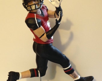 Customized/Personalized Sports Figure